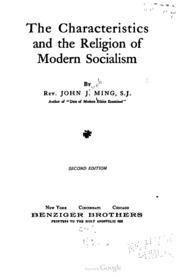 characteristics of socialism