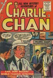 Charlie Chan 008 Charlton Comics Free Download Borrow