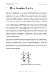 Chemistry Quantum Mechanics And Spectroscopy I : Free