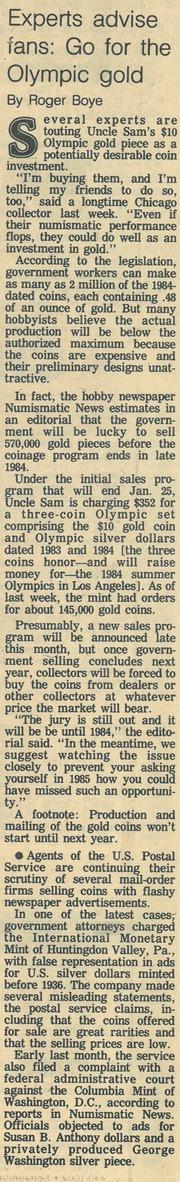 Chicago Tribune [1983-01-16]