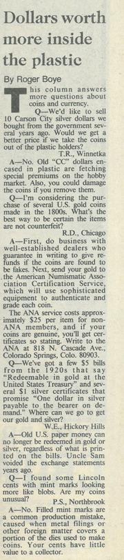Chicago Tribune [1987-01-18]