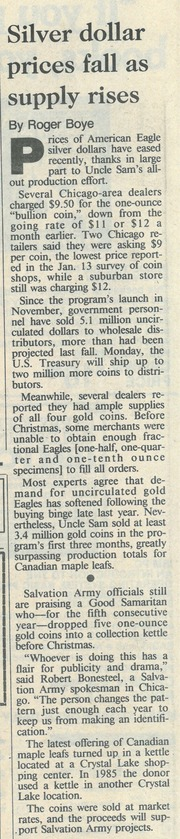 Chicago Tribune [1987-01-25]