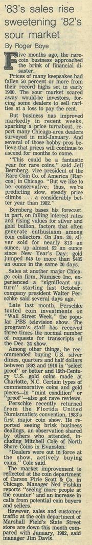 Chicago Tribune [1983-01-30]