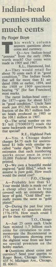 Chicago Tribune [1987-02-08]