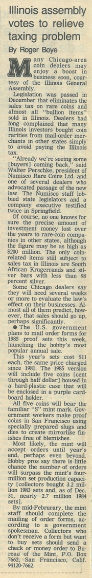 Chicago Tribune [1985-02-10]