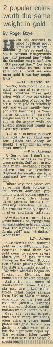 Chicago Tribune [1985-02-24]