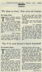 Chicago Tribune [1992-04-05]