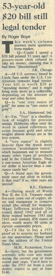 Chicago Tribune [1987-04-19]