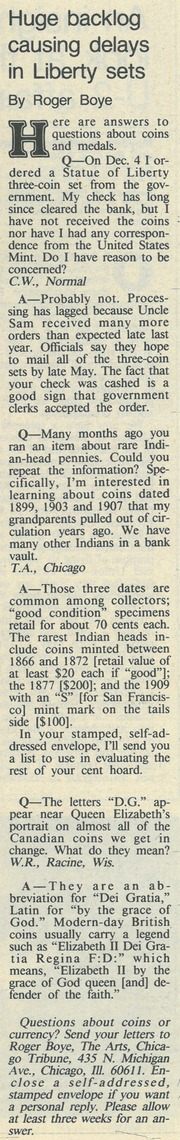 Chicago Tribune [1986-04-27]