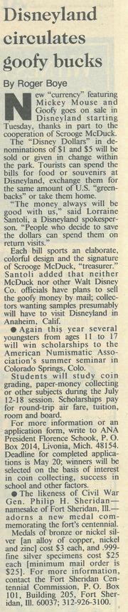 Chicago Tribune [1987-05-03]