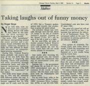 Chicago Tribune [1992-05-03]