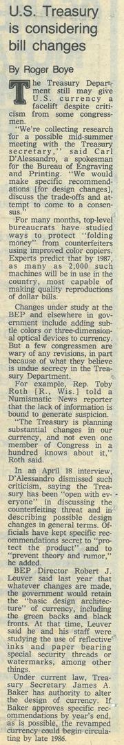 Chicago Tribune [1985-05-05]