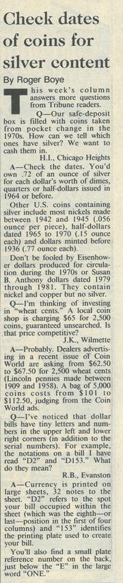 Chicago Tribune [1987-05-10]