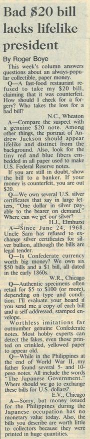 Chicago Tribune [1987-05-17]