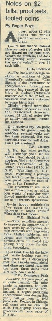 Chicago Tribune [1985-06-09]