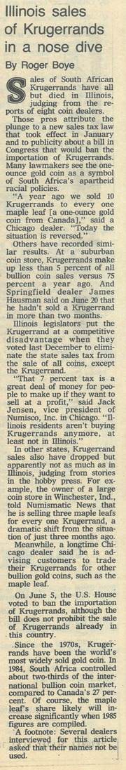 Chicago Tribune [1985-07-07]