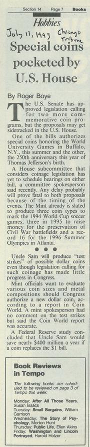 Chicago Tribune [1993-07-11]