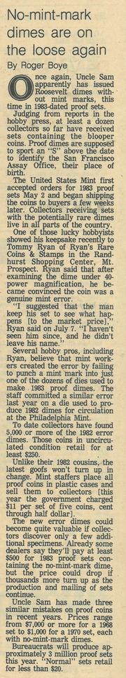 Chicago Tribune [1983-07-17]