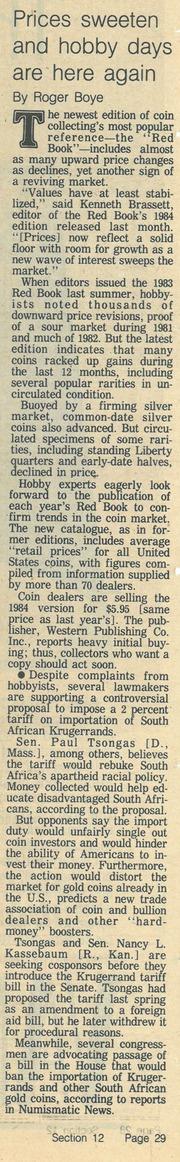 Chicago Tribune [1983-08-07]