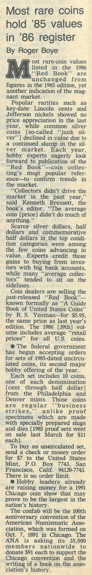 Chicago Tribune [1985-08-11]