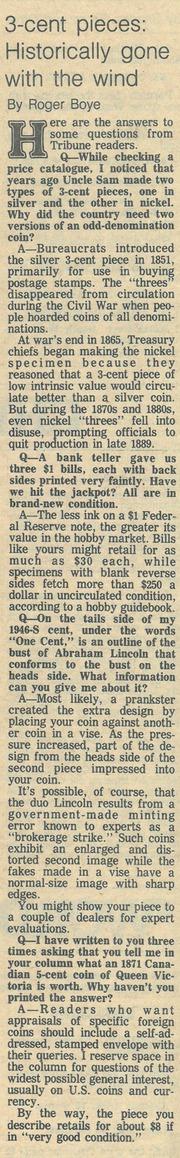 Chicago Tribune [1983-08-14]