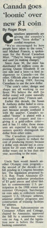 Chicago Tribune [1987-08-16]
