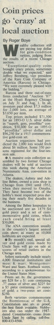 Chicago Tribune [1987-08-23]