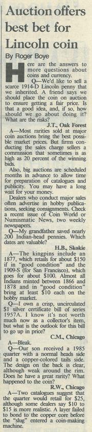 Chicago Tribune [1987-08-30]