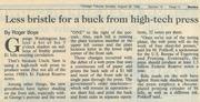 Chicago Tribune [1992-08-30]