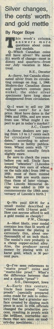 Chicago Tribune [1985-09-22]