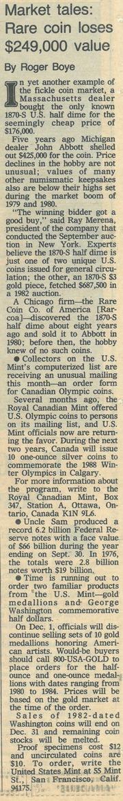 Chicago Tribune [1985-10-20]