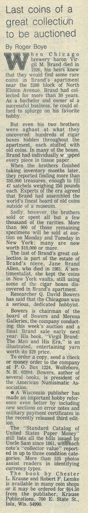 Chicago Tribune [1983-11-06]