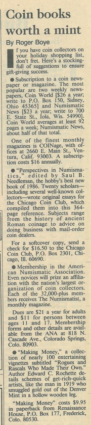 Chicago Tribune [1986-12-07]