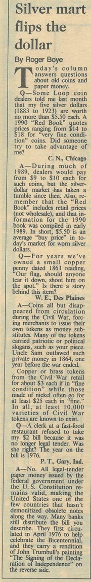 Chicago Tribune [1990-12-16]