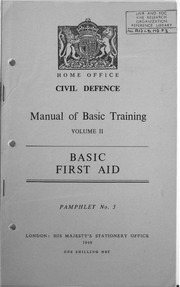 basic fire fighting training manual