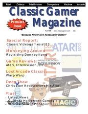 Classic Gamer Magazine : Free Texts : Free Download, Borrow