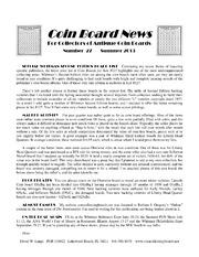 Coin Board News #27