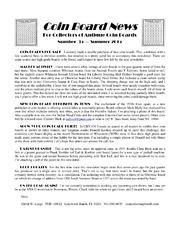Coin Board News #35