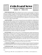 Coin Board News #37