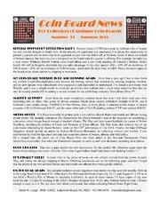 Coin Board News #39