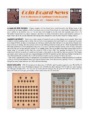 Coin Board News #49