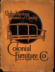 Colonial Furniture Company : Free Download U0026 Streaming : Internet Archive