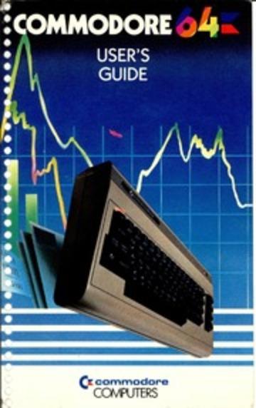 Commodore C64 Manual  Commodore 64 Users Guide  1984