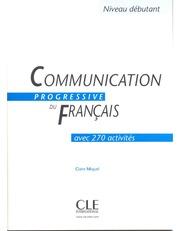 Communication Progressive Du Francais Niveau Debutant Free