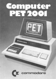 Commodore PET 2001 User Manual (198x)(Commodore) : Free Download ...
