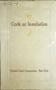 Home grown cork by giles b cooke and clifton e schmidt cooke giles b free download - Cork insulation home ...