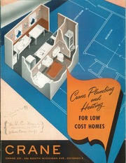 The Crane Sketchbook Of Plumbing Heating And Air Conditioning Ideas Crane Company Free