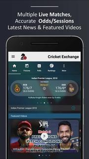Cricket Exchange : Cricket Exchange : Free Download, Borrow