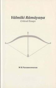 ramanujam write an essay about 300 ramayanas he says there exit ...
