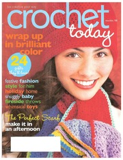 crochet today magazine free download pdf